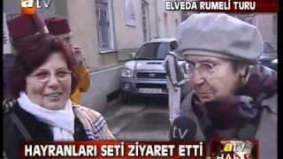 ELVEDA RUMELİ TURU