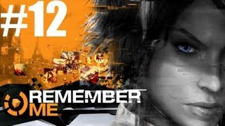 Remember Me - Walkthrough - PC Max Settings - Part 12 - Helicopter Fight