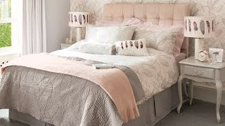Laura Ashley Park House Bedroom Spring Summer 2017 Collection