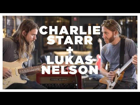 Vault Sessions: Charlie Starr (Blackberry Smoke) and Lukas Nelson