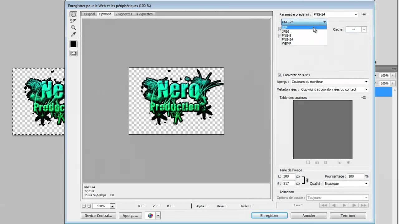 Comment Faire Une Image Transparente En Format Png