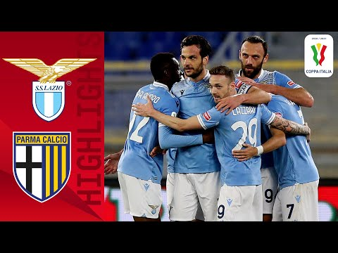 Lazio Parma Goals And Highlights