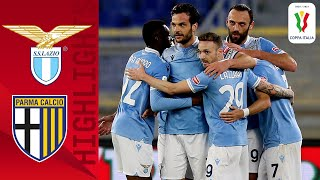 Lazio 2-1 Parma | Late winner sends Lazio past Parma | Coppa Italia 2020/21