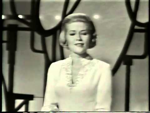 Patti Page, Call Me Irresponsible, 1963 TV