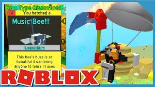 Buying Fire Scythe and New Legendary Bee - Roblox Bee Swarm Simulator