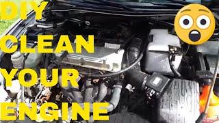 Tips On Powerwashing Your Engine