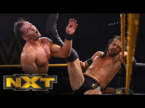 Adam Cole looks to teach Austin Theory a lesson: WWE NXT, Sept. 30, 2020