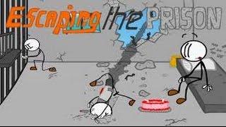 Escaping the prison | Cuando lo imbécil se te viene encima :v | MasterAlan02