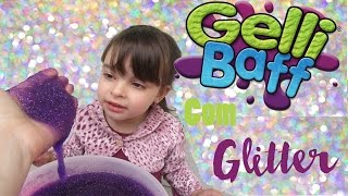 Como Fazer Gelli Baff Com Glitter - diy gelli baff with glitter - clubinho da laura