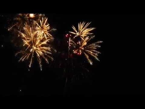Bixler Pyrotechnics: 35th Anniversary of the Crackerjacks Display