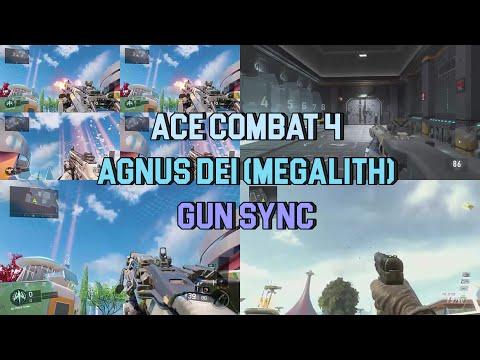 Ace Combat 4 Agnus Dei(Megalith)-Gun Sync