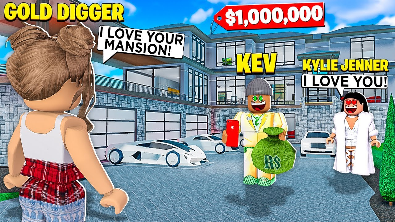 BUILDING A LEVEL 4 $1,000,000,000 ROBLOX HOUSE