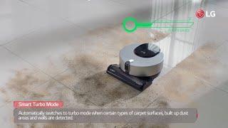 LG R9 CordZero ThinQ Robot Vacuum
