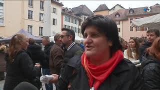 Haute-Savoie : 13e édition de la fête du caïon à Annecy