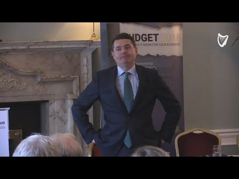 VIDEO - Donohoe: I knew what effect of tax hike on farm land