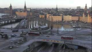 Slussen Södermalm Stockholm