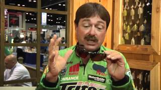 New Strike King Sunglasses with Shaw Grigsby ICAST 2012