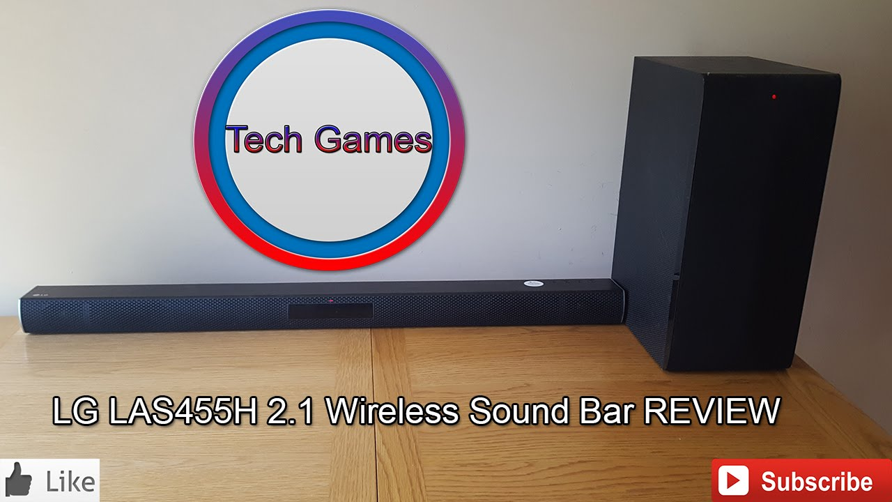 Lg Las455h 2 1 Wireless Sound Bar Review