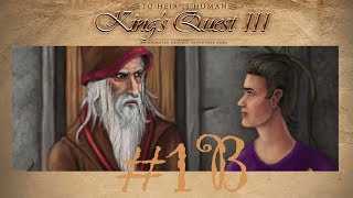 TIME LIMIT!: King's Quest 3 Part 1B