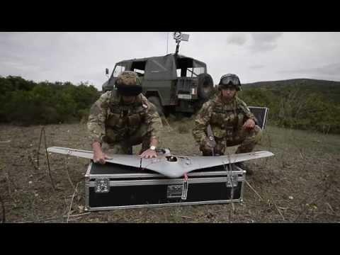 Silent Observer - Italian BRAMOR Drone