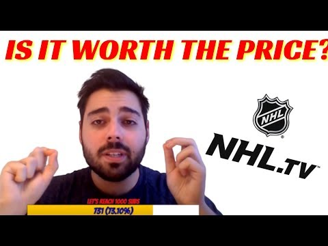 COMPLETE NHL TV GUIDE: Is It Worth Buying? Blackouts Explained....