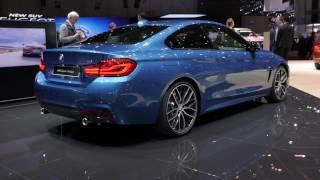 Обновленная BMW 4 серии, наконец-то! //  Женева 2017 // АвтоВести Online