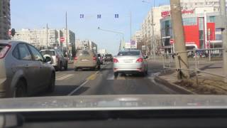 машина ЦОДД 26.03.2017 район Строгино часть 8