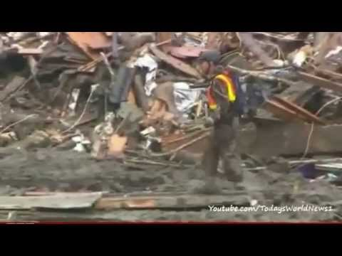 Washington mudslide death toll expected to rise