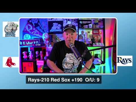 Tampa Bay Rays vs Boston Red Sox Free Pick 9/10/20 MLB Pick and Prediction MLB Tips