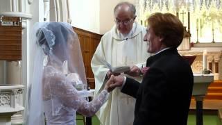 Brian Irena wedding Canterbury Kent UK