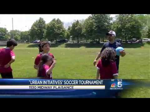 Work to Play Cup 2014 on NBC 5 Chicago