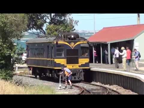 Trains on the Stony Point line - Melbourne Transport