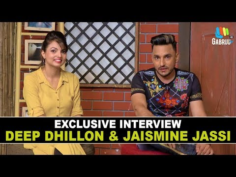 """""""Deep Dhillon"""" and """"Jaismeen Jassi"""" 