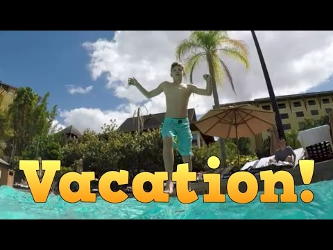 Episode #22 - YEAH... We're going on Vacation. Let's have some fun.