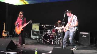 AARON KEYLOCK BLUES BAND @ EALING BLUES FESTIVAL ON 21 / 07 / 12  PART 2