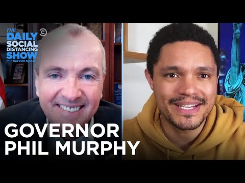 Gov. Phil Murphy - New Jersey's COVID-19 Fight & Reopening Plans | The Daily Social Distancing Show