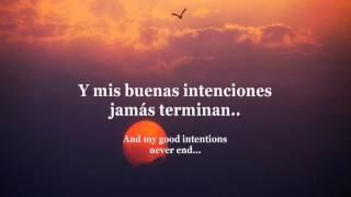 James Blunt - Best Laid Plans [subtitulada En Español E Inglés]