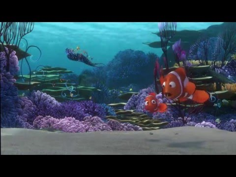 Ending Scene Of Finding Nemo-1080p HD
