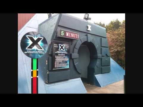 X - Complete Playlist | Thorpe Park