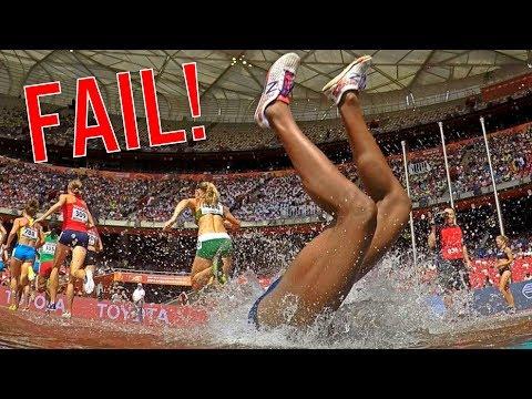Les pires Fails des Jeux Olympiques