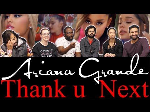 Ariana Grande - Thank u, next - Group Reaction