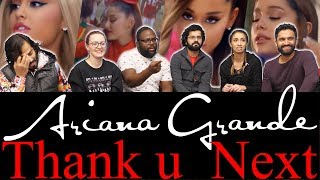 Ariana Grande - Thank u, next - Group Reaction