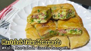 Download Mp3 Resep Kulit Martabak Telur Dan Isian Super Gampang