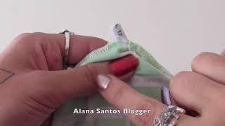 Pra usar dos dois lados BLUSA de alcinha  Alana Santos Blogger