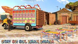 Indian Truck Offroad Cargo Drive Simulator 2 | level 6_15  #truckgames  #bestandroidgames screenshot 1