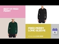 Fred Perry Long Sleeve Best Of Fred Perry