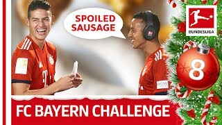 James and Thiago - Whisper Challenge - Bundesliga 2018 Advent Calendar 8
