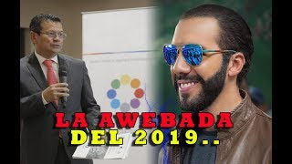 Nayib Bukele responde sin pelos en la lengua a Hugo Martínez
