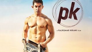 Chaar Kadam - PK With Lyrics