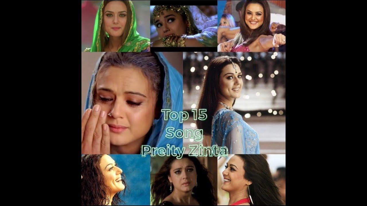 Download Preity Zinta / BOLLYWOOD / TOP 15 SONG